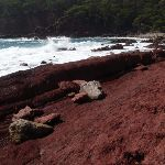 Red rock in the bay (103024)