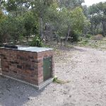 BBQ in Saltwater Creek camping area (105922)