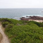 Track onto Haycock Point (108334)