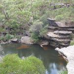 Looking down on Kingfisher Pools (114805)