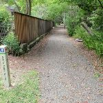 Alley way at Slade ave and Two Creeks track (125287)