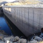 Back of the dam wall (137925)