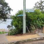 Sign on Manly Scenic Walkway (140727)