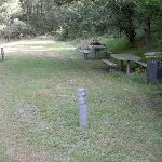 Picnic area at Jenolan Caves Hydro Electric (14770)