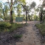 Looking towards car park at the top of Jack Evans Track (149673)