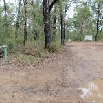 Car park at end of Nepean Lookout fire trail (150366)