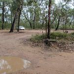 Car park at end of Nepean Lookout fire trail (150369)