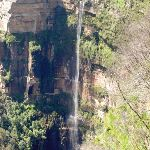 Bridal Veil Falls from Govetts Leap Lookout (15067)