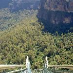 Track down to Lower Pulpit Rock Lookout (15640)