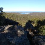 Pittwater from the Willunga trig point (156499)