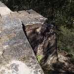 Retaining wall support. (162655)