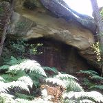 The natural rock arch (174192)