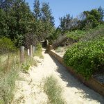 Sandy track to Congwong Beach (17550)