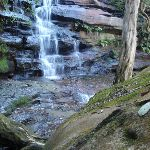 Bottom of the top Somersby Falls (177090)
