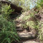 steps above Andamira Lookout (179553)
