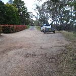 End of Gladstone Rd (186444)