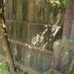Old quarry at Cappers Gully (200605)