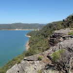 Looking down to Patonga from Warrah Lookout (218183)