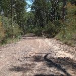 The well maintained old road (224282)