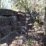Section of retaining wall (230956)