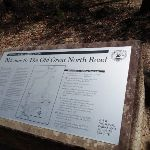 Info sign at int of OGNR and WCT (231724)