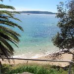 View over Lady Bay Beach (255500)