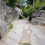 Looking down the old Cobblestone Road (255911)