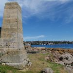 Monument at Greens (Laings) Point (256115)