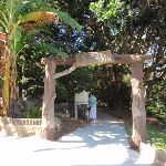 Archway at Bogota Ave Lookout (259895)
