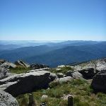 View from summit of Mt Townsend (266789)