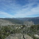View from repeater at end of Rennix Walk (270311)