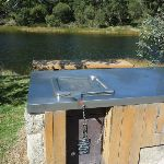 BBQ area at Snowmakers Pond (277712)