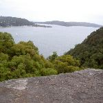 View from below West Head Lookout (28445)