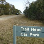 Trail Head sign on Tooma Rd (291172)