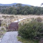 Large frost hollow just south of Thredbo Diggings  (296513)