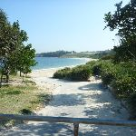 Access to Frenchmans Bay beach near La Perouse (308441)