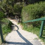 Steps down to Congwong Beach (308600)