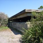 World War One fort on Henry Head Track near La Perouse  (309494)
