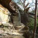 Staircase west of Crowley Rd (332147)