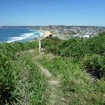 Over looking Bar Beach at Merewether (340918)