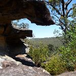 Small cave west of Berowra Heights (353264)