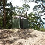 Toilets just north of Heaton Lookout (359534)