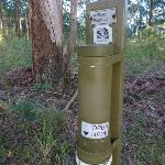 Walkers Registration tube in the Palm Grove NR (369982)