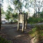 Dilkera Rd entrance to Green Point Reserve (389948)
