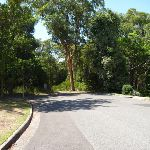 The end of Ridgeway road in New Lambton Heights close to Blackbutt Reserve (400720)
