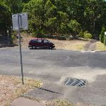 Turning circle at the end of Green Point Drive in Belmont (402175)
