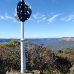 The Trig point on Castle Head (49238)