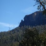 Pulpit Rock from the Grose Valley (50903)
