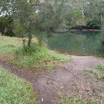 Point on Lane Cove river with nice access (55811)