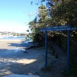 Sign for Manly Scenic Walkway (56933)